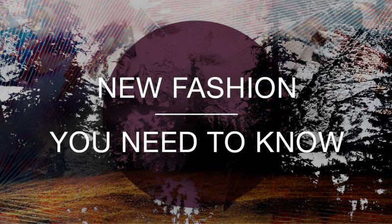 New! Trending colours, Designs & Fashion