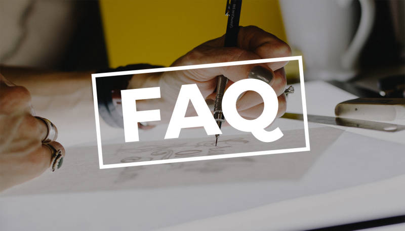 Relaunch of FAQs for Product and Design Creation