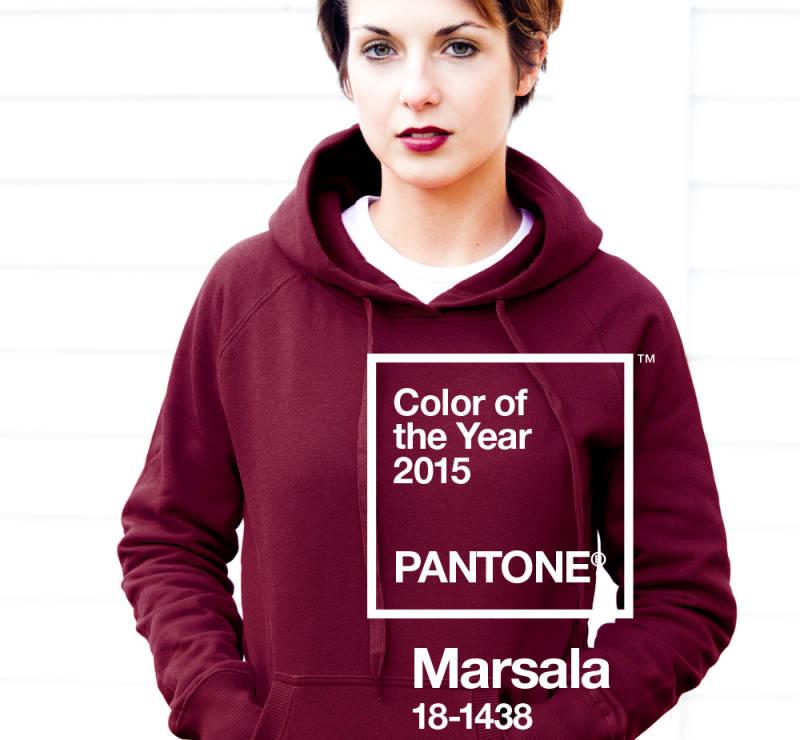 Pantone Trendcolor 2015: Marsala