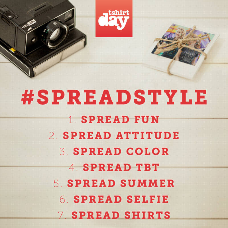 #spreadstyle on Instagram!