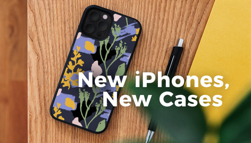 New iPhones, New Cases
