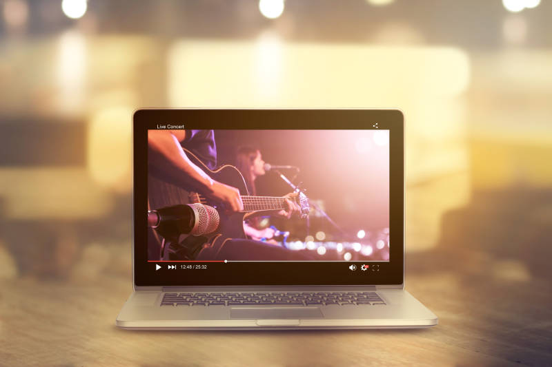 Get Closer to your Fans with Music Livestreams