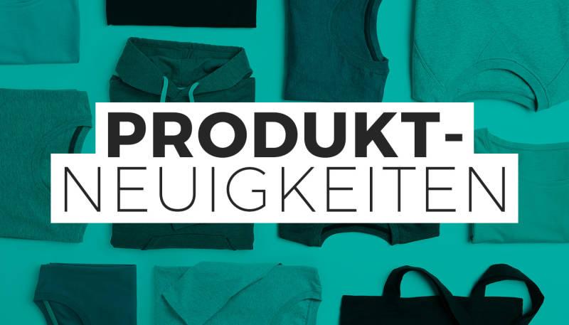 Produktneuigkeiten im September 2018