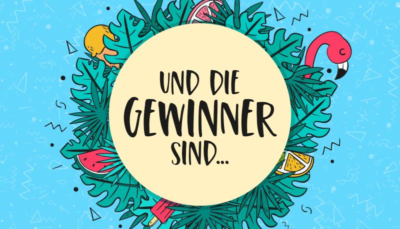 Sommerlaune: Die Gewinner des Design-Wettbewerbs
