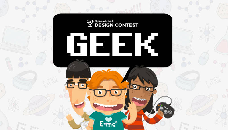 November's Design Contest: Geek