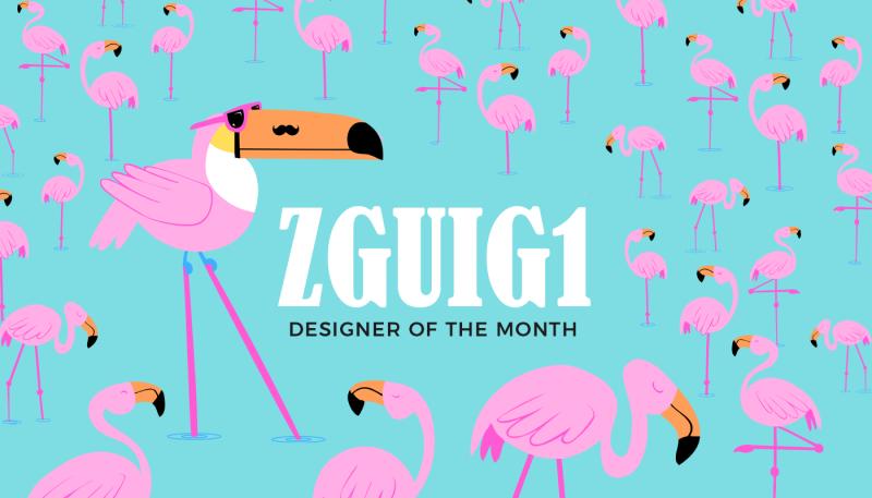Designer of the Month: Zguig1