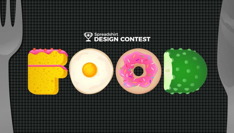 December's Design Contest: Food