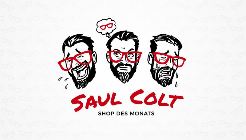 Shop des Monats: Saul Colt