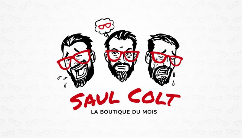 La boutique du mois: Saul Colt