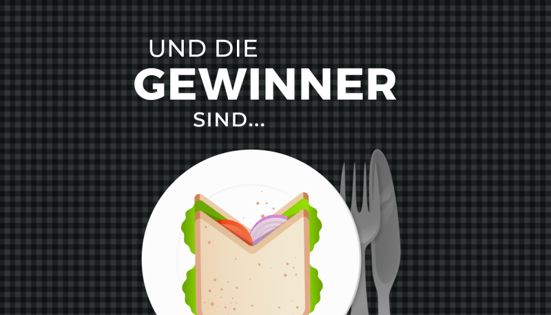 FOOD Design-Wettbewerb – Die Gewinner