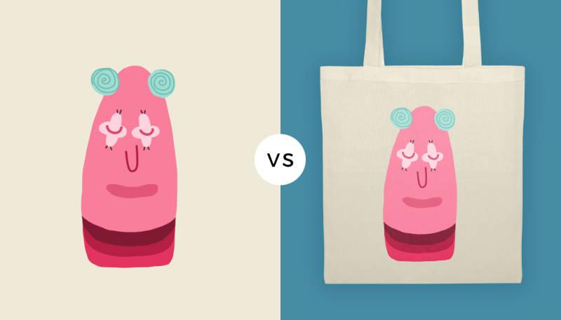 Dein Shop: Produkte oder Designs zuerst anzeigen?
