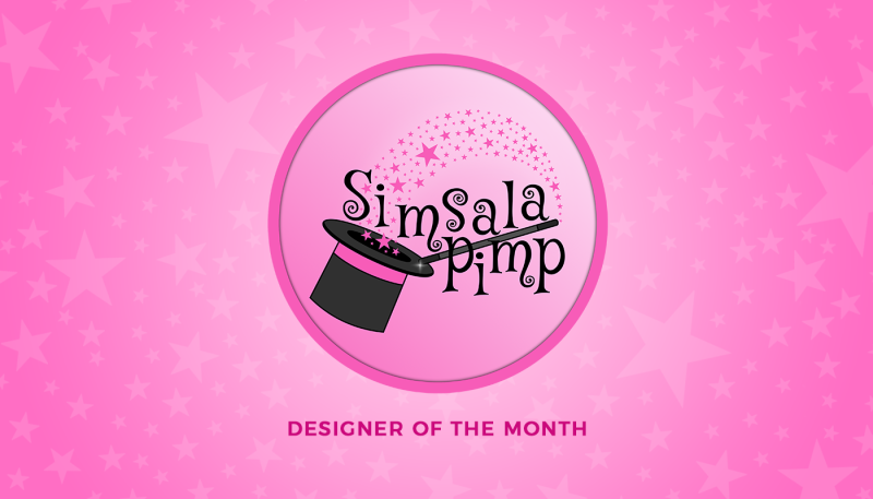 Designer of the Month: SIMSALAPIMP