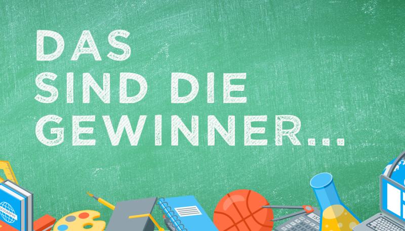Design-Wettbewerb Einschulung: Das sind die Gewinner