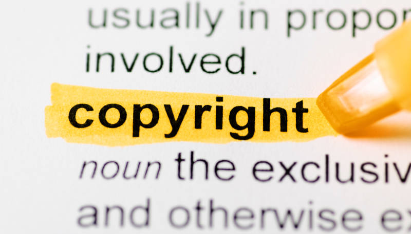 Copyrights of Shop Owners