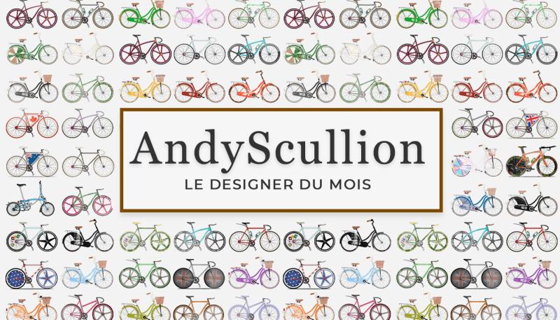Le designer du mois – Andy Scullion