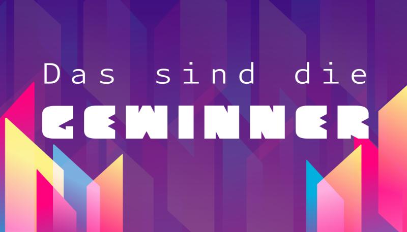 Design-Wettbewerb Lebendige Farben: Das sind die Gewinner