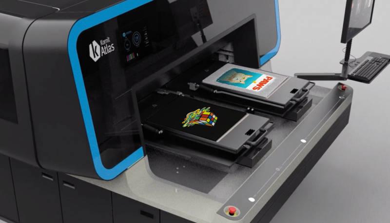 Kornit Atlas Drucker – schneller, besser, umweltfreundlicher