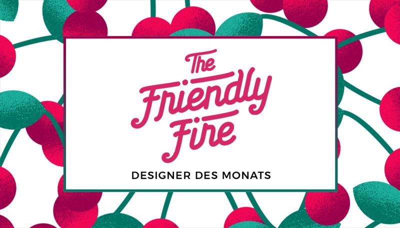The Friendly Fire – unser Designer des Monats is(s)t vegan