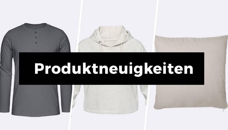Neues Jahr – neue Produkte!