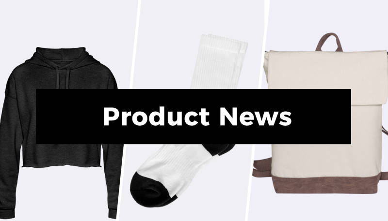 New year – new products!