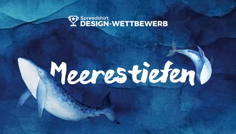 Meerestiefen: Mach mit beim Design-Wettbewerb