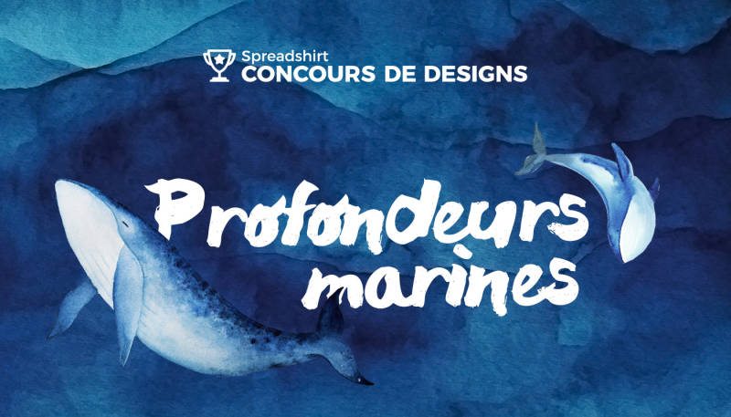 Concours de designs « Profondeurs marines »