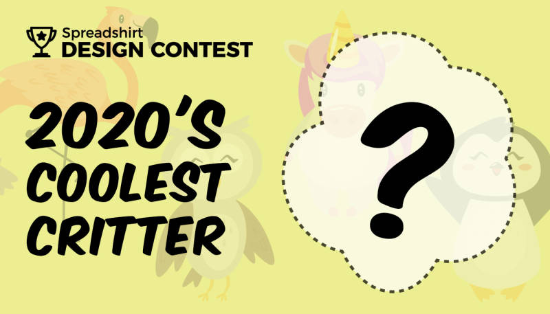 Design contest: Help crown 2020's coolest critter