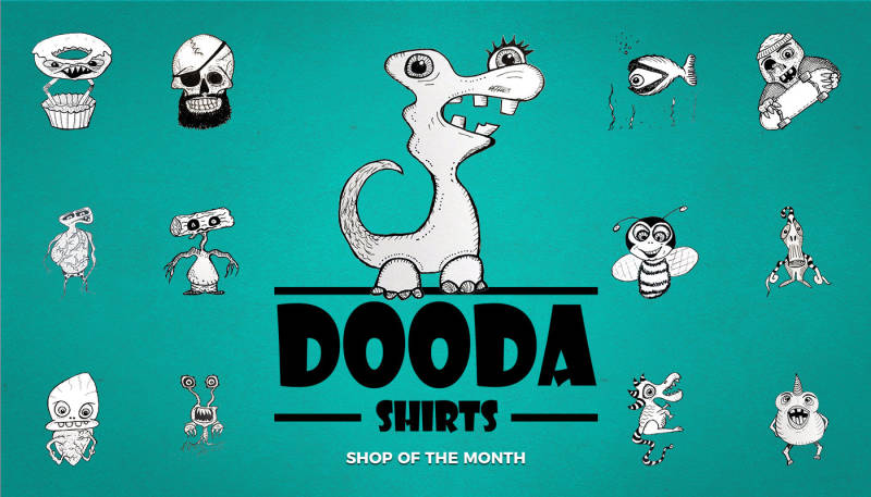 Doodle Dad: March Shop of the Month
