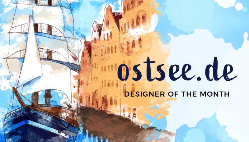 Meet Ostsee.de, our Designer of the Month