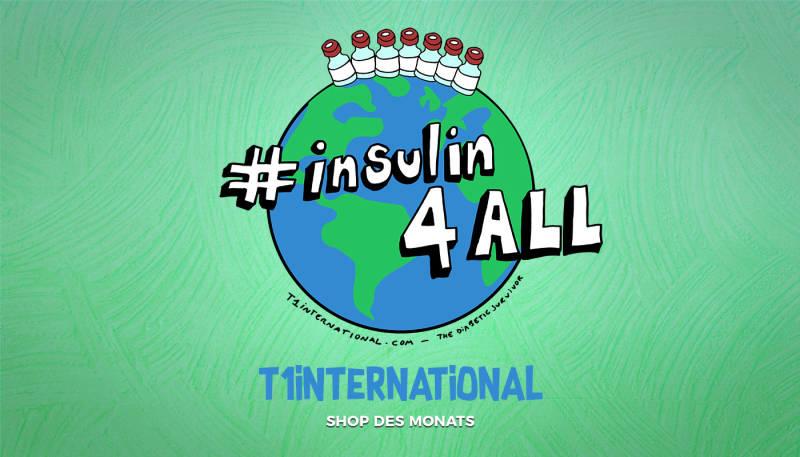 T1International im Einsatz für Menschen mit Typ-1-Diabetes
