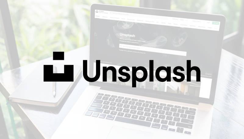 Neue Shop-Grafiken von Unsplash