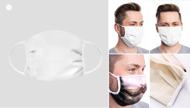 NEU: Gesichtsmaske