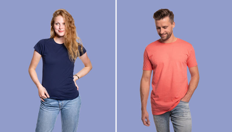 New Basic T-Shirt Manufacturer (Europe)