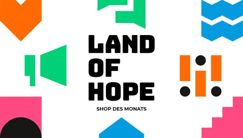 Shop des Monats: Land of Hope