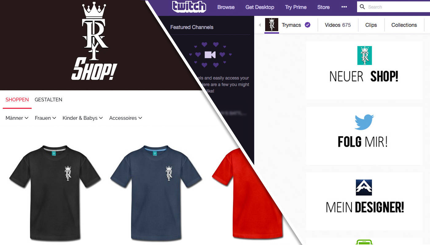 Free online shop for gamers