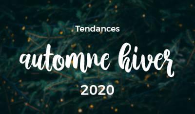 Tendances automne-hiver 2020 – Préparez Noël