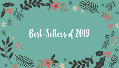 Christmas Prep: The Best-Sellers of 2019