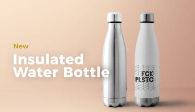 Just in: Insulated Water Bottle