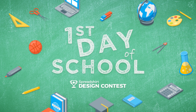 May's Design Contest: First Day of School