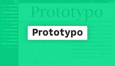 Toolbox: Design your Typo with Prototypo
