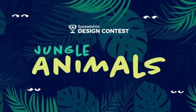 Jungle Animals Design Contest