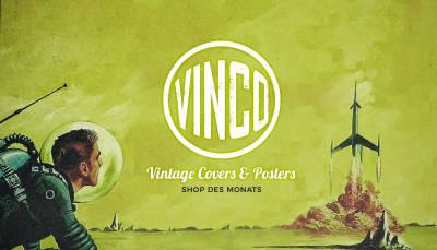 Shop des Monats: Vintage Covers & Posters
