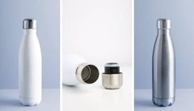 NEW: Insulated Stainless Steel Water Bottle (North America & Oceania)
