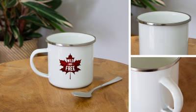 Mugs émaillés – Temporairement indisponibles