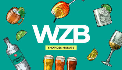 WZB – Fashion Drinks. Kreativ durch die Krise.