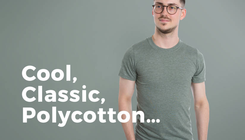 Product News: Unisex Polycotton T-Shirt