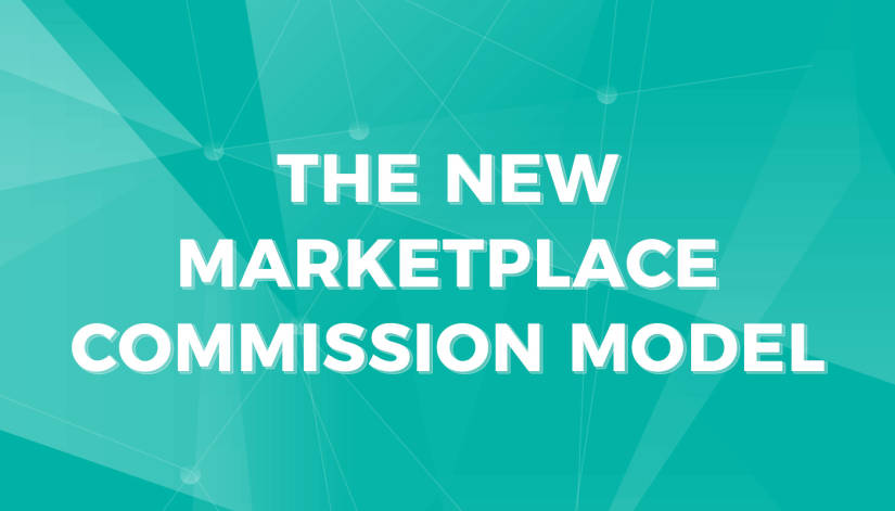 Simply Sell More with the New Marketplace Commission Model