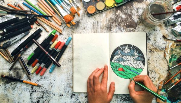Étapes de création – Réussir ses photos sur le vif