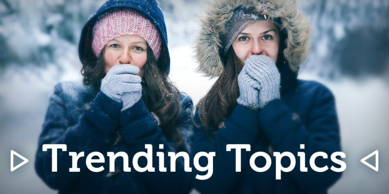 Trend Report: Winter Designs