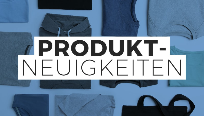 Produktneuigkeiten im April
